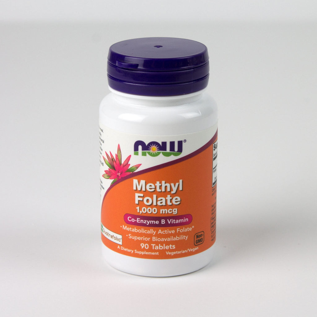 Methyl Folate 1,000 mcg