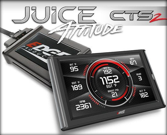 04.5-05 Duramax 6.6L LLY Juice w/ Attitude CTS2 - 21501 FREE NEXT DAY SHIPPING!