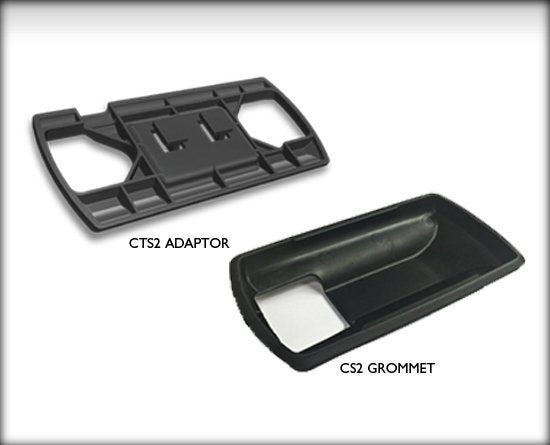 CTS/CTS2 POD ADAPTER KIT WITH CS/CS2 GROMMET (allows CTS/CTS2 to be mounted in dash pods) - 98005
