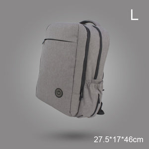 New Diaper bag Fashion nappy bag Dad bag Backpack Baby Care Double-layer Travel Bag for Baby Stroller - hellomybb
