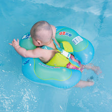 Load image into Gallery viewer, Baby Swimming Ring Inflatable  Floating Kids Swim Pool Double Raft Rings Toy - hellomybb