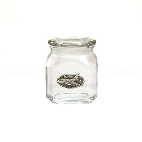 Hard Deck Jar Small with Large Crest