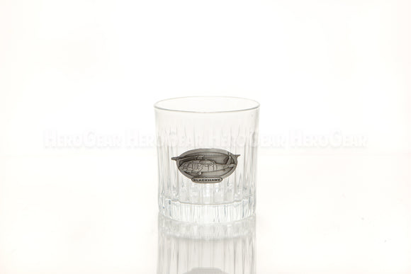 FightsOn Double Old Fashioned, Large Crest