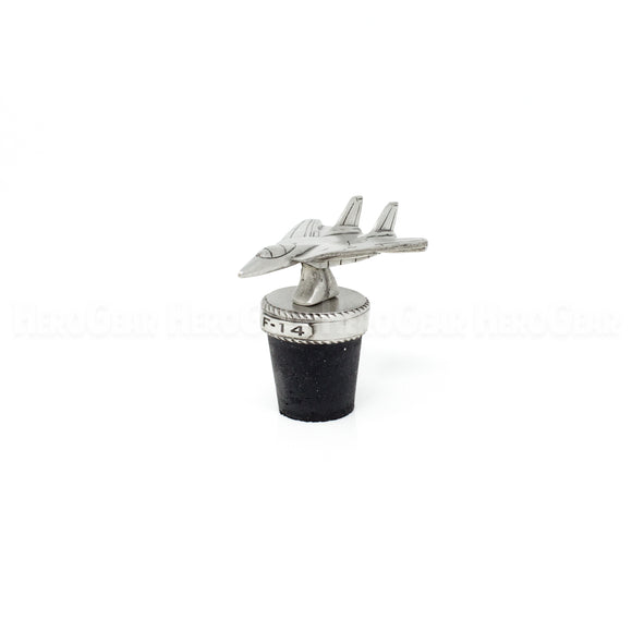 F-14 Tomcat Fighter Jet Wine Cork