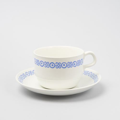 Tekoppar av Rörstrand, 1960-tal Tea cups by Rörstrand, 1960's