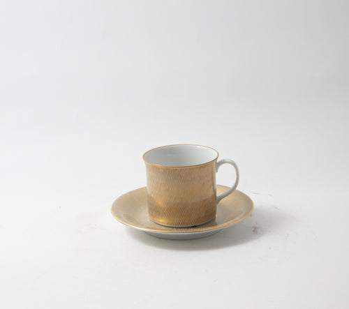 Kaffekoppar Primeur av Signe Persson-Melin för Rörstrand. Tillverkningsår 1980-1984. Coffee cups Primeur by Signe Persson-melin for Rörstrand. Production years 1980-1984.