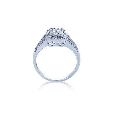 Verve 9K Dress Ring- Engagement Ring