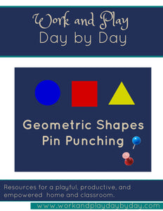 Geometric Pin Punching