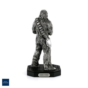 Royal Selangor Star Wars Pewter Figurine Chewbacca - Limited Edition