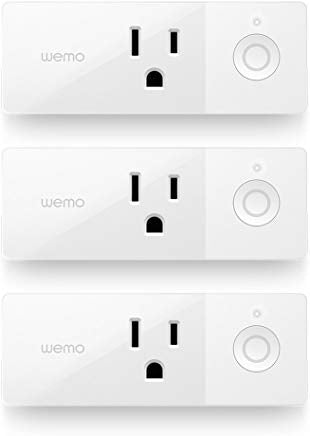 Belkin Wemo Mini Smart Plug - UPC: 745883750214