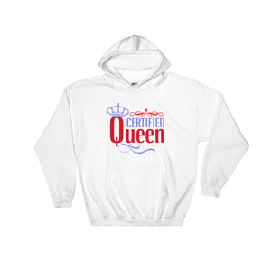 Certified Queen Hoodie Sweatshirt Design - Certified227