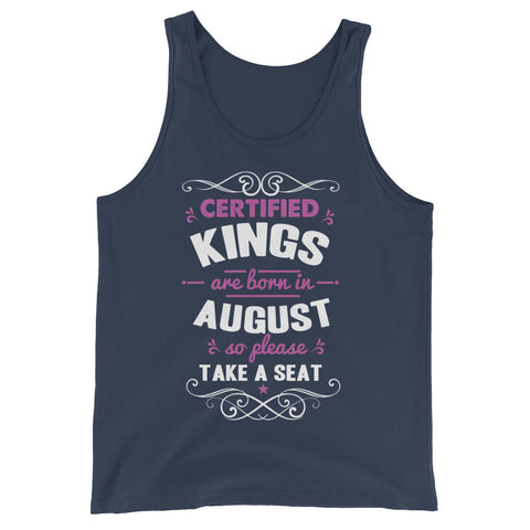 August Certified King's Tank Top - Certified227