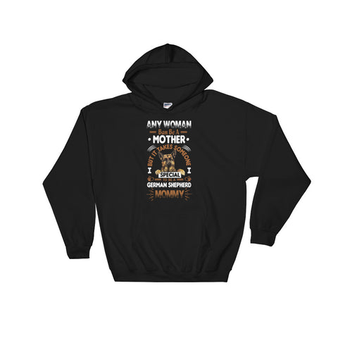 German Shepherd Mother Hoodie Sweatshirt - Certified227