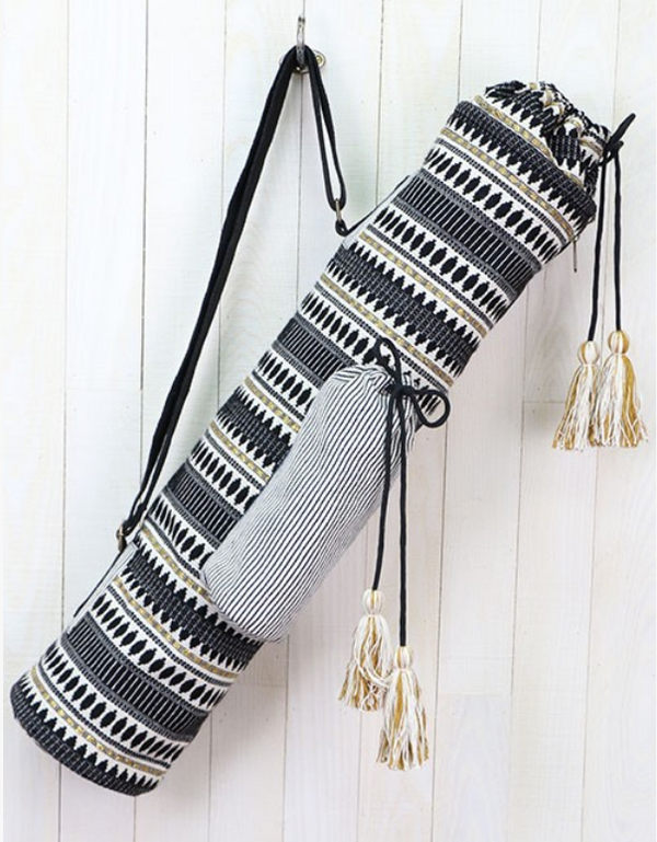 (LOVESTITCH) tribal cotton tapestry yoga