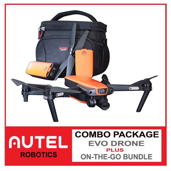 EVO Drone with On-The-Go Bundle Package