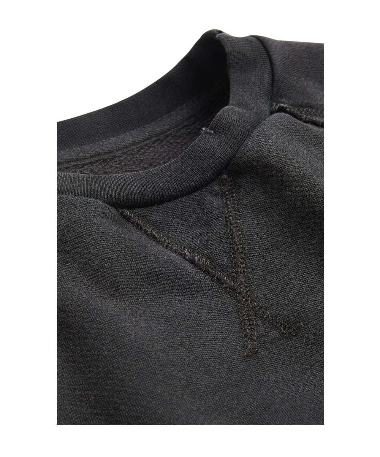 CHARCOAL CREWNECK SWEATSHIRT