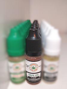 Hempture Hemp CBD Vape E-Liquid (200mg CBD) 10ml - Ceelabb CBD Products