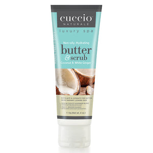 Butter Scrubs 4oz