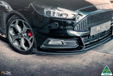 Ford MK3.5 Focus ST (Facelift) Adjustable Front Winglets (Pair)