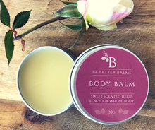 Load image into Gallery viewer, Body Balm Herbal Balm for your whole body