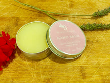 Load image into Gallery viewer, Hand Balm - Hand, Nail & Cuticle Herbal Balm