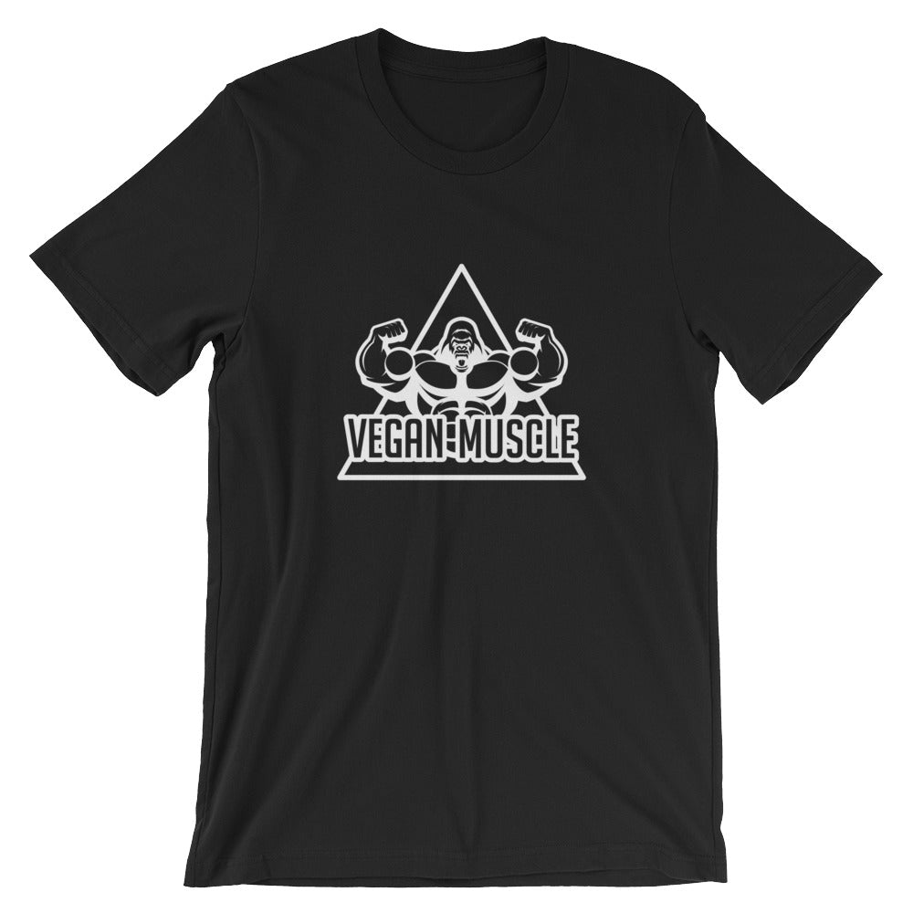 Vegan Muscle Gorilla Black