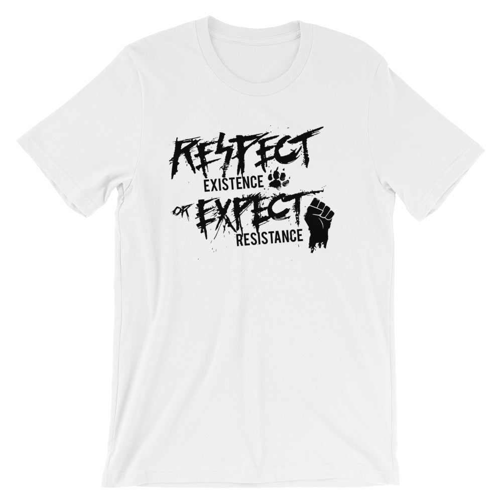 Respect Existence or Expect Resistance White