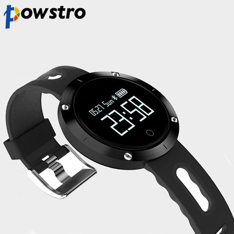 Multi-Language Fitness Tracker Smart Watch With Activity Monitor