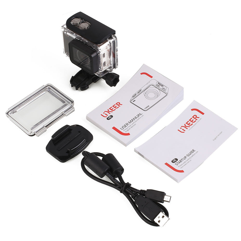 Sport Action Camera WiFi