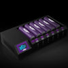 Efest LUC BLU6 LCD Intelligent Charger * Newest Release - Mystical Vapes