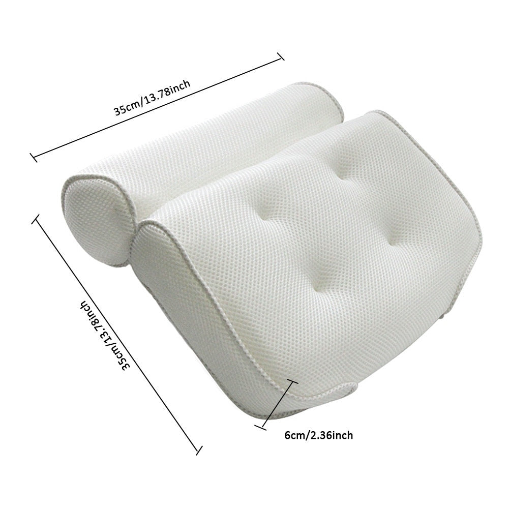 Best Selling Bath Pillow Headrest