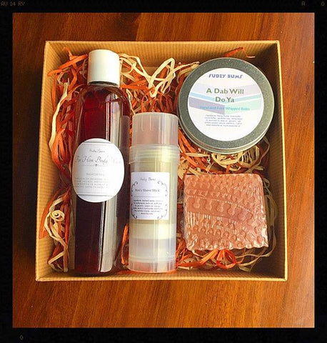 Men's Bath & Body Gift Set - Looker Gifts