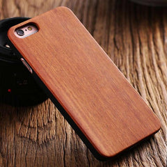Natural Real Wood Bamboo Phone Case