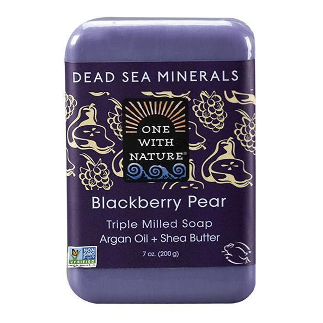 Blackberry Pear Bar Soap - BeautyOnWheels