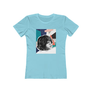 Jasmine - Women's The Boyfriend Tee