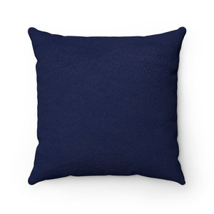 Can You Believe!? Faux Suede Square Pillow 16x16""