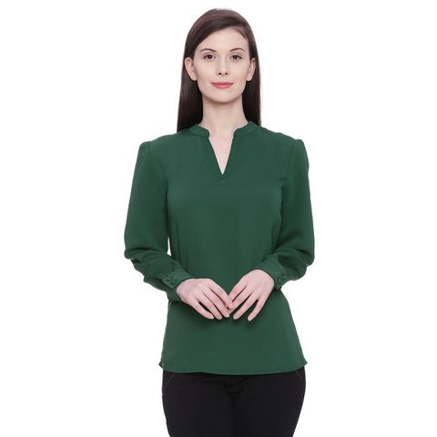 products/bottle_green_georgette_top_1.jpg