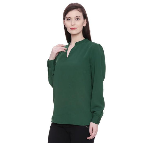 products/bottle_green_georgette_top_2.jpg