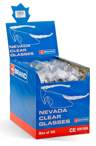 Nevada Clear Spec 50/Disp'Box