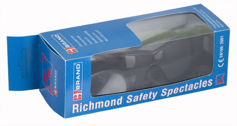Richmond Smoke Spec C/W Pouch