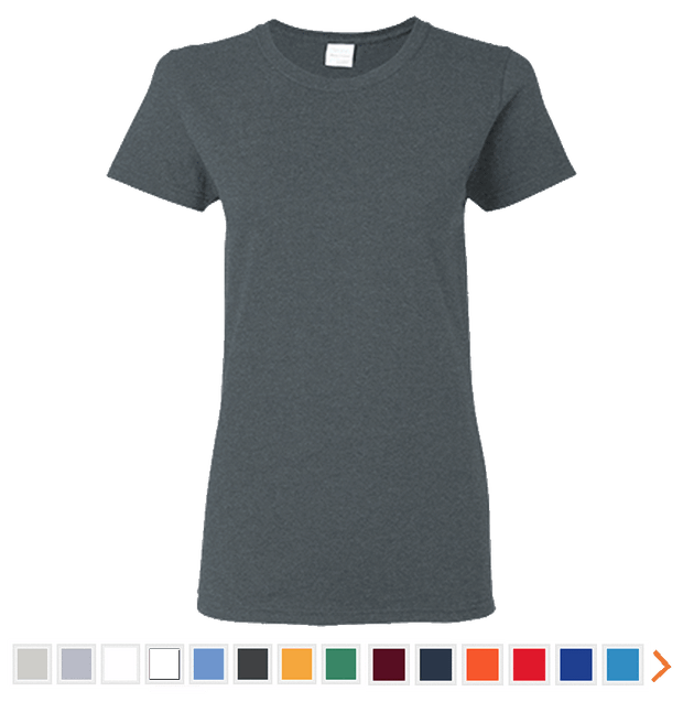 Gildan 64000L - Ladies' Softstyle T-Shirt