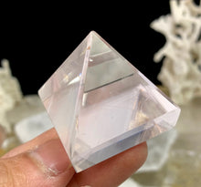Load image into Gallery viewer, Rainbow Calcite Pyramid