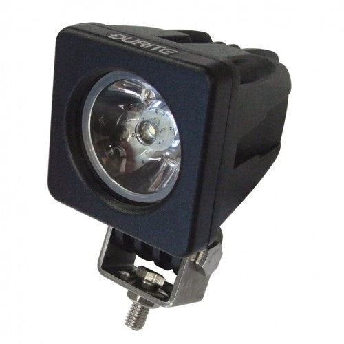 Square 1 LED Flood Lamp - Spot Beam