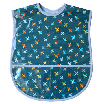 Grey Jacks Extra Large Adult Bib