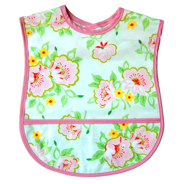 Church Flowers Small/Youth Adult Bib