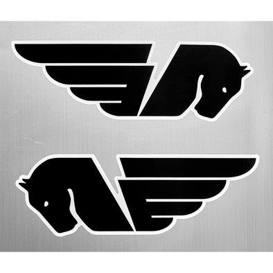 Buell decals