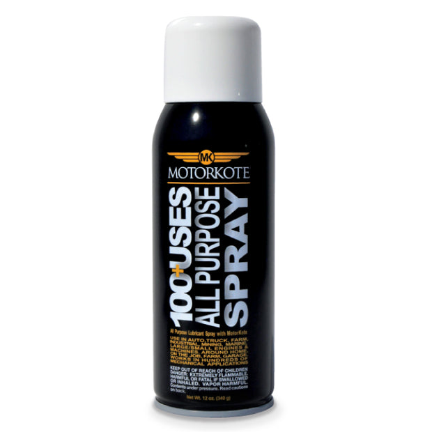 12 oz MotorKote All Purpose Spray Lubricant, Spray Lubricant, - MotorKote.com