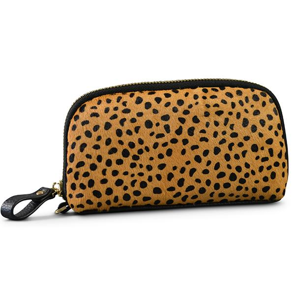 CARMICHAEL- Leopard Purse Leather Phone Wallet - AllBags4u