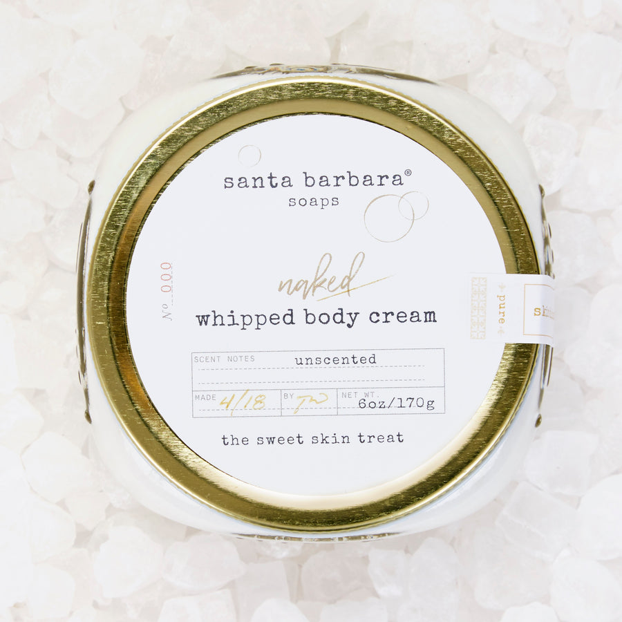 Whipped Body Cream - Naked