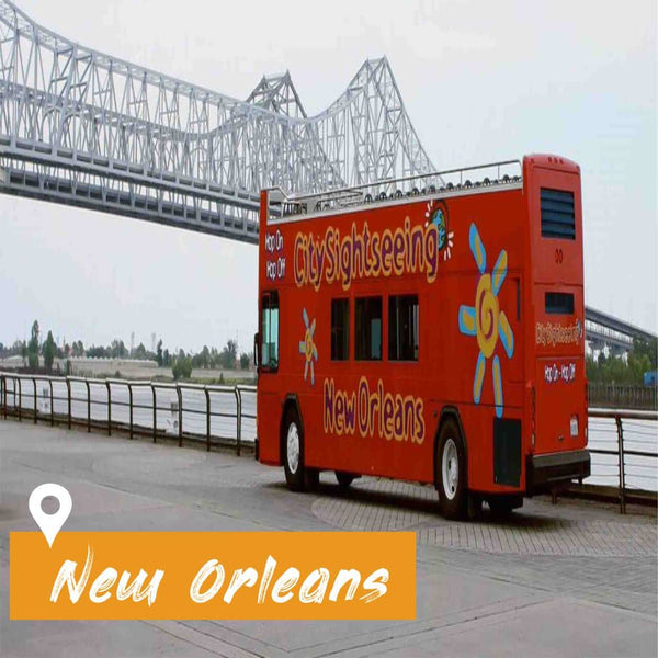 New Orleans City Tours
